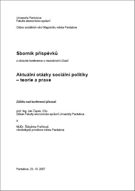 Náhled Vol 1 (2007)